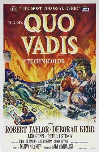 Quo Vadis (1951) โรมพินาศ