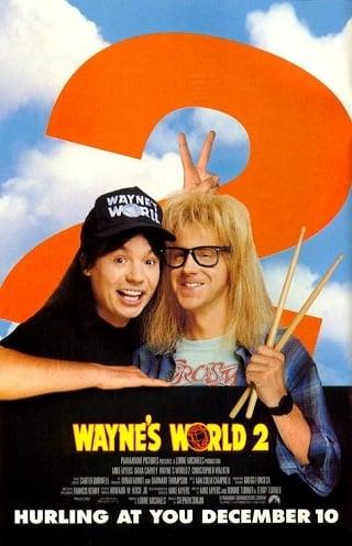 Wayne s World 2 (1993) โลกกะต๊องส์ของนายเวนย์ 2