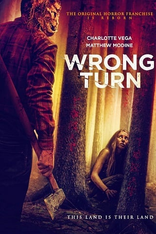 Wrong Turn 7 (2021) หวีดเขมือบคน ภาค 7