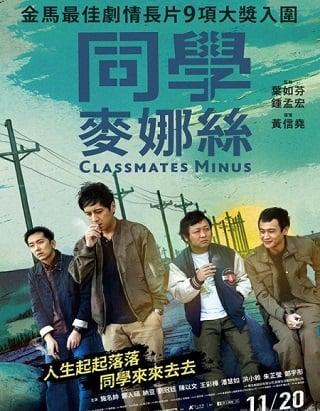 Classmates Minus | Netflix (2020) เพื่อนร่วมรุ่น