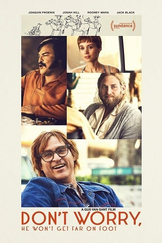 Don't Worry, He Won't Get Far on Foot (2018) บรรยายไทย