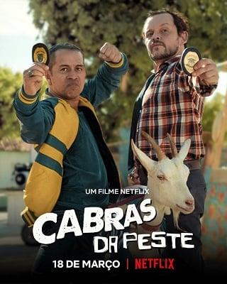 Get the Goat | Netflix (2021) คู่ยุ่งตะลุยหาแพะ