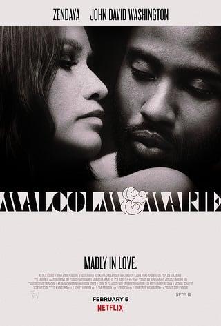 Malcolm & Marie | Netflix (2021) มัลคอล์ม แอนด์ มารี
