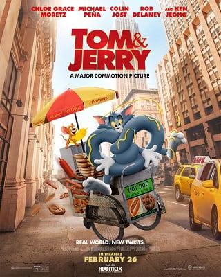 Tom and Jerry (2021) ทอม แอนด์ เจอร์รี่