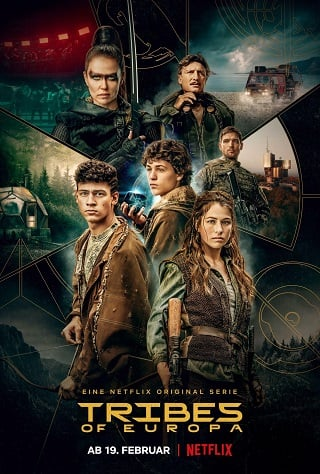 Tribes of Europa | Netflix (2021) ยูโรปาทมิฬ S1 Ep.1-6 จบ