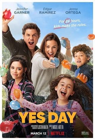 YES DAY | Netflix (2021) เยสเดย์ วันนี้ห้ามเซย์โน