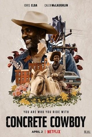 Concrete Cowboy | Netflix (2020) คอนกรีต คาวบอย
