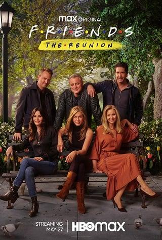 Friends The Reunion (2021) บรรยายไทย