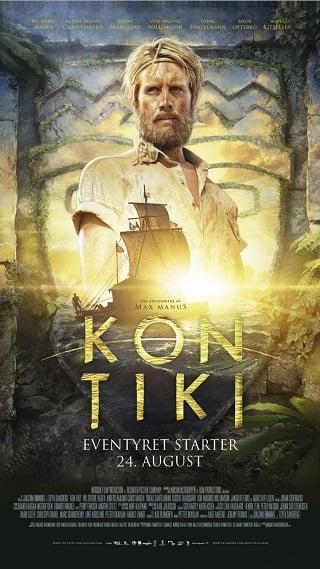 Kon-Tiki (2012) ลอยทะเลให้โลกหงายเงิบ