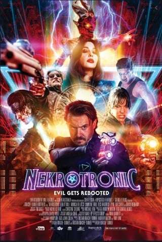 Nekrotronic (2018) ทีมพิฆาตปีศาจไซเบอร์