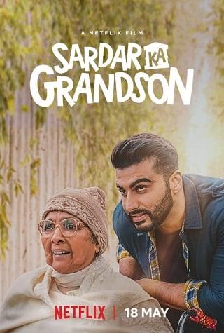 Sardar Ka Grandson | Netflix (2021) อธิษฐานรักข้ามแดน