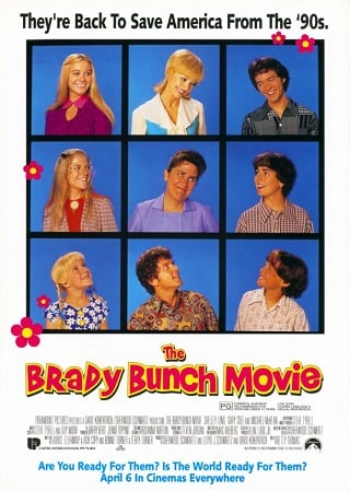 The Brady Bunch Movie (1995) เดอะ เบรดี้ บันช์ มูฟวี่