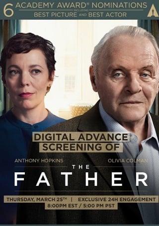 The Father (2020) บรรยายไทยแปล