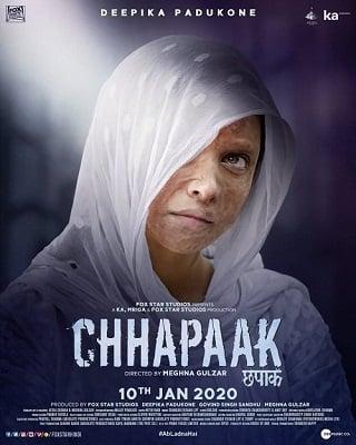 Chhapaak (2020) ผู้รอดชีวิต
