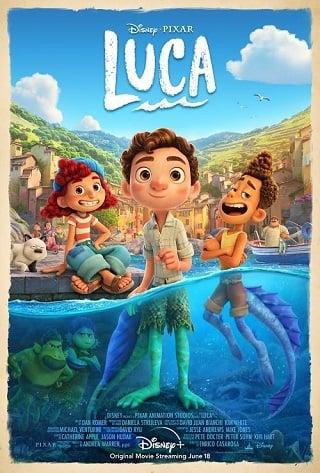 Luca (2021) Disney+ ลูก้า ผจญภัยโลกมนุษย์