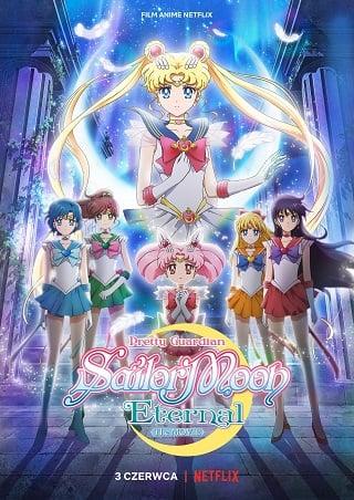 Pretty Guardian Sailor Moon Eternal The Movie | Netflix (2021) พริตตี้ การ์เดี้ยน เซเลอร์ มูน อีเทอร์นัล เดอะ มูฟวี่ (รวมภาค 1-2)