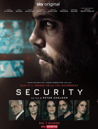 Security | Netflix (2021) ระบบอันตราย