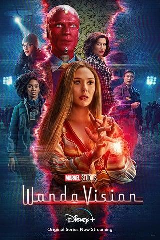 WandaVision (2021) แวนด้าวิชั่น Season 1 EP.1-EP.9