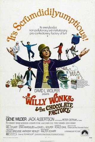 Willy Wonka & the Chocolate Factory (1971) วิลลี่ วองก้ากับโรงงานช็อกโกแล็ต
