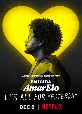 Emicida: AmarElo – It's All For Yesterday | Netflix (2020) บทเพลงเพื่อวันวาน