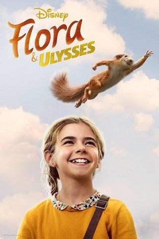 Flora & Ulysses (2021) ฟลอรา และ ยูลิสซิส Disney+ Hotstar