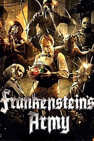 Frankenstein's Army (2013) บรรยายไทยแปล