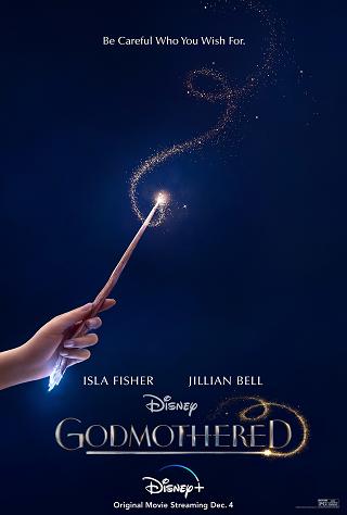 Godmothered (2020) Disney+ Hotstar