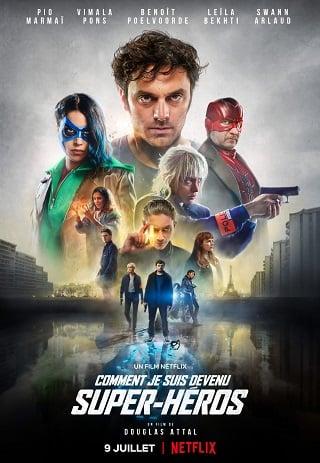 How I Became a Superhero | Netflix (2020) ปริศนาพลังฮีโร่