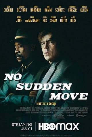 No Sudden Move (2021) บรรยายไทย