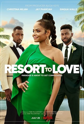 Resort to Love | Netflix (2021) รีสอร์ตรัก