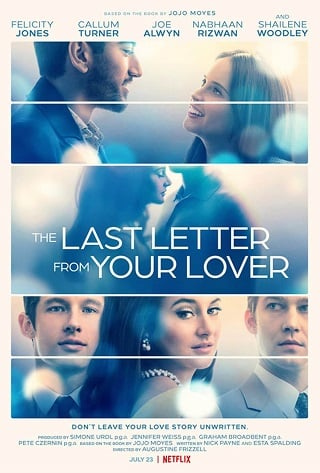 The Last Letter From Your Lover | Netflix (2021) จดหมายรักจากอดีต