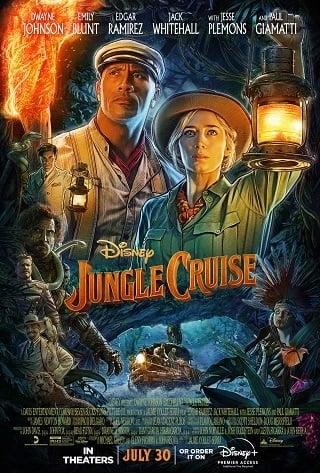 Jungle Cruise (2021) ผจญภัยล่องป่ามหัศจรรย์ Disney+ Hotstar