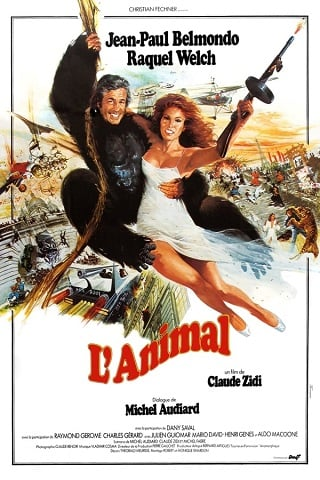 L'animal (1977) มนุษย์โจ๊ก