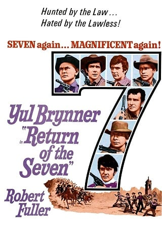 Return of the Seven (1966) บรรยายไทย
