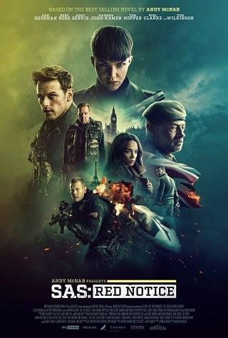 SAS: Rise of the Black Swan | Netflix (2021) หงส์ดำผงาด