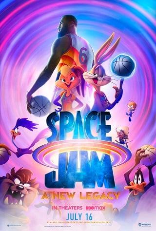 Space Jam: A New Legacy (2021) สเปซแจม ทะลุมิติมหัศจรรย์ 2 อะนิวเลกาซี่