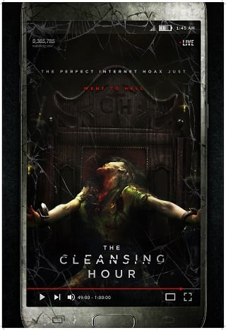 The Cleansing Hour (2019) ชั่วโมงผีเฮี้ยน