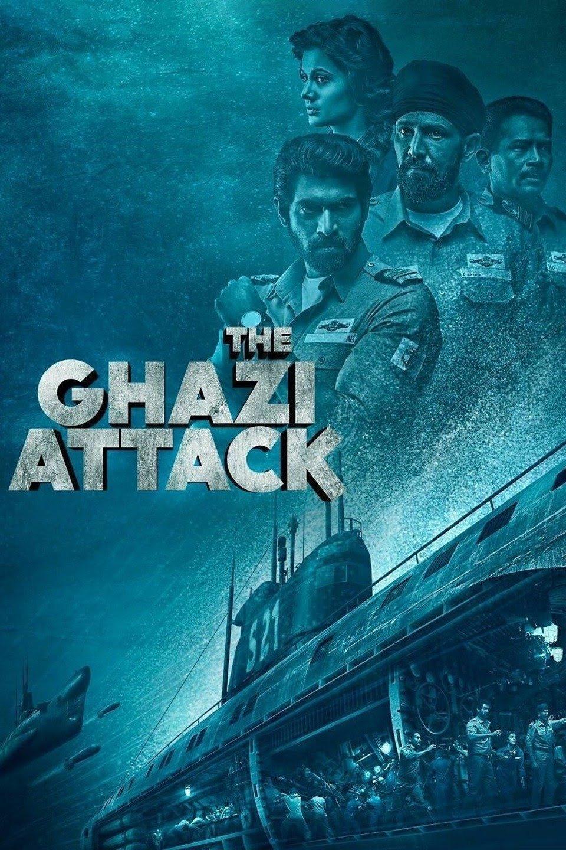 The Ghazi Attack (2017) เดอะกาซีแอทแทค