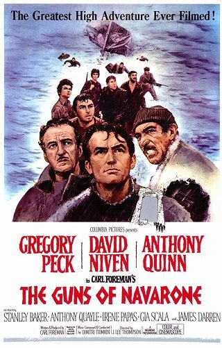 The Guns of Navarone (1961) ป้อมปืนนาวาโรน