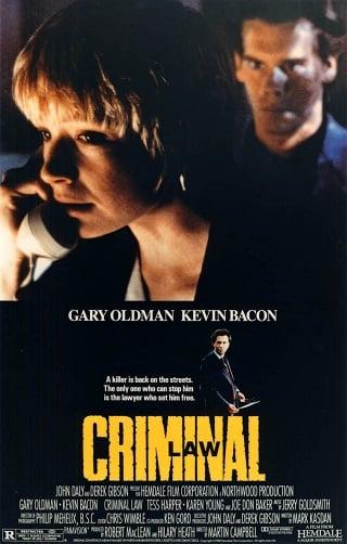 Criminal Law (1988) บรรยายไทย