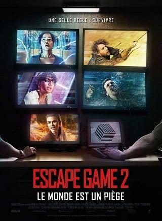 Escape Room: Tournament of Champions (2021) กักห้อง เกมโหด 2