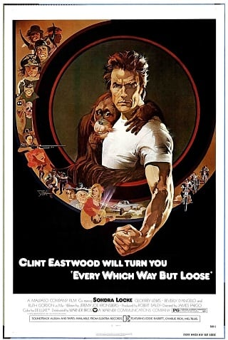Every Which Way but Loose (1978) แชมป์นอกสังเวียน