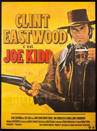 Joe Kidd (1972) ล่าตายไอ้ชาติหิน