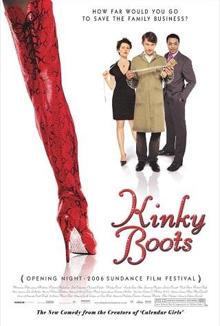 Kinky Boots (2005) จับหัวใจมาใส่เกืออก