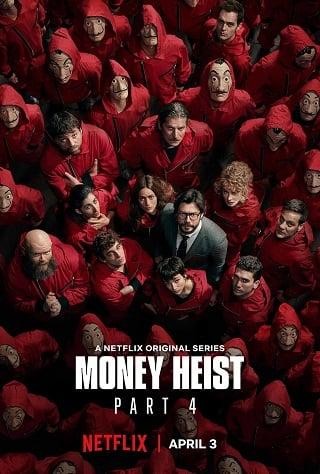 Money Heist | Netflix Season 4 (2020) ทรชนคนปล้นโลก ปี4 ตอนที่ 1-8 พากย์ไทย
