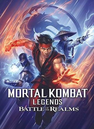 Mortal Kombat Legends: Battle of the Realms (2021) บรรยายไทย