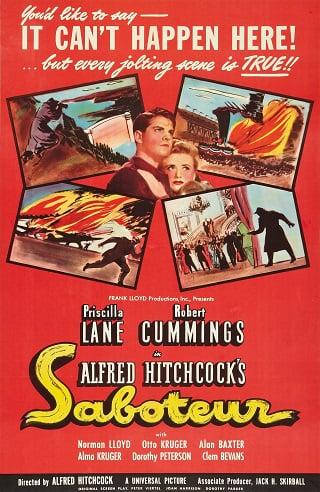 Saboteur (1942) ล่ามือสังหาร