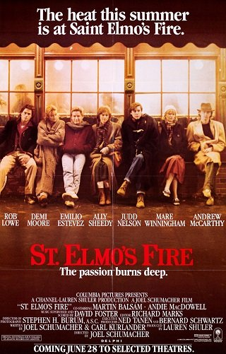 St. Elmo's Fire (1985) บรรยายไทย