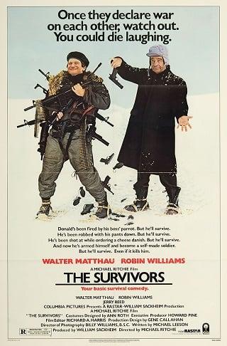 The Survivors (1983) คนป่วน หนีไปอยู่ป่า