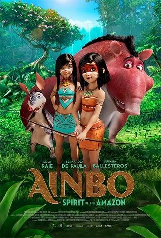 Ainbo: Spirit of the Amazon (2021) บรรยายไทย